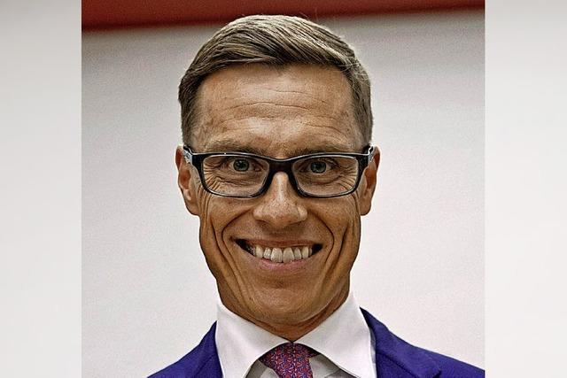 Finnischer Ex-Minister will die EU-Kommission führen