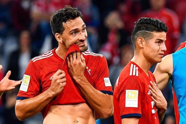 Nationalspieler des FC Bayern sehnen sich nach Erfolgserlebnis