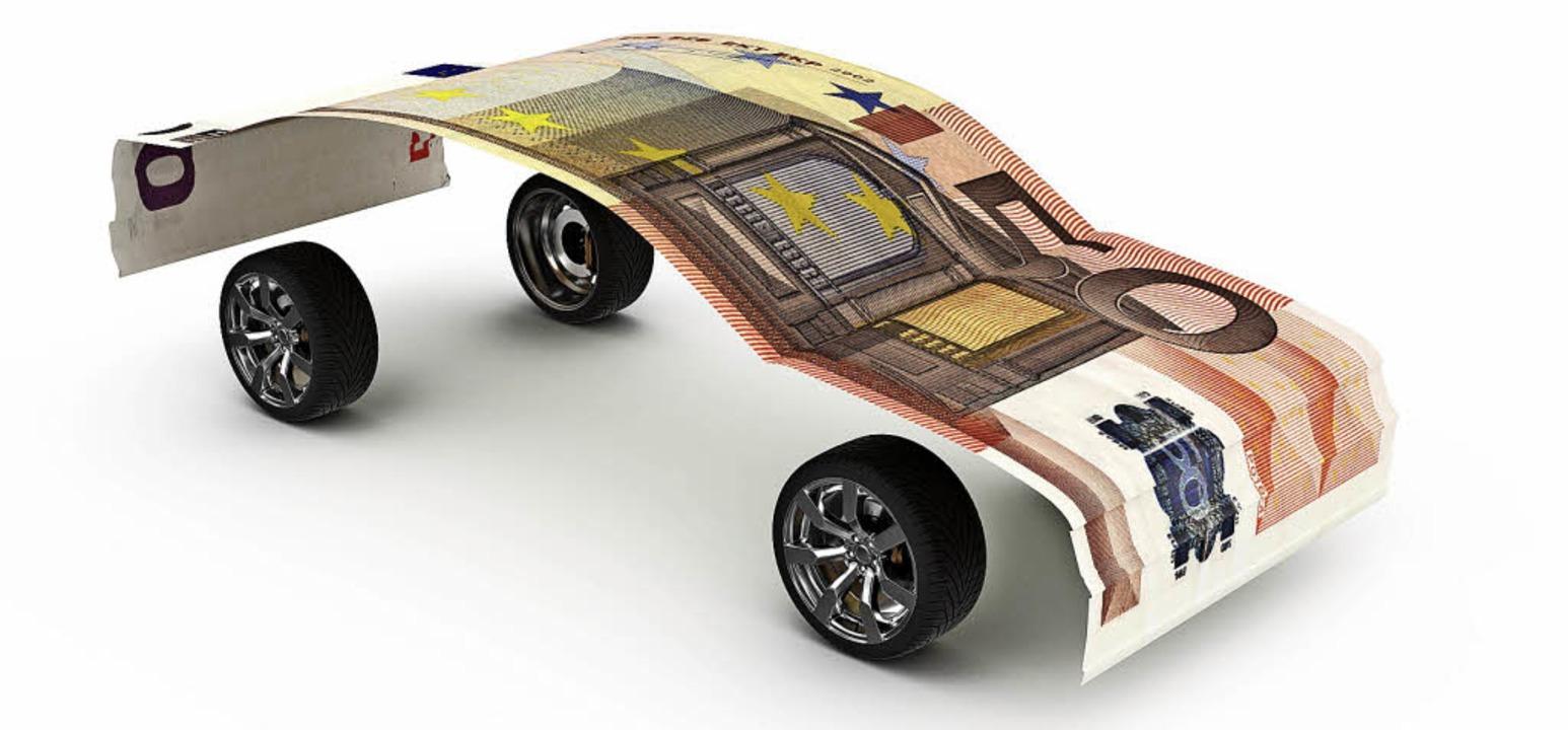 Vier Räder wollen gut finanziert sein.     Foto: arsdigital (stock.adobe.com)