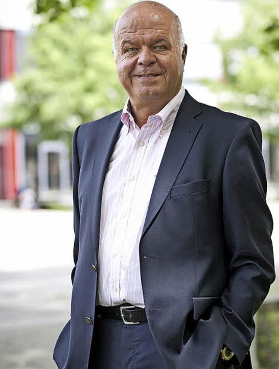 Professor Paul Witt, Rektor der Hochschule für öffentliche Verwaltung in Kehl    Foto: Hochschule für öffentliche Verwaltung