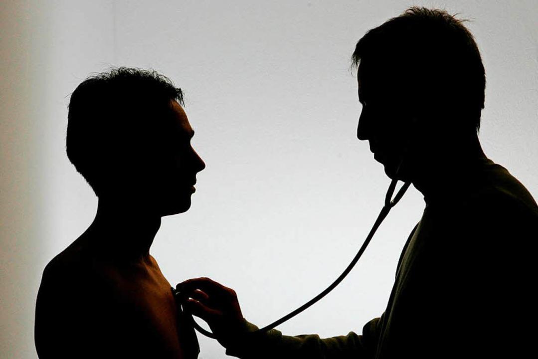 Bei der Behandlung von Patienten haben...vanni Maio will, dass sich das ändert.  | Foto: dpa