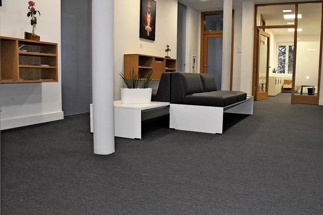 Teppichboden im Rathaus hat Mängel