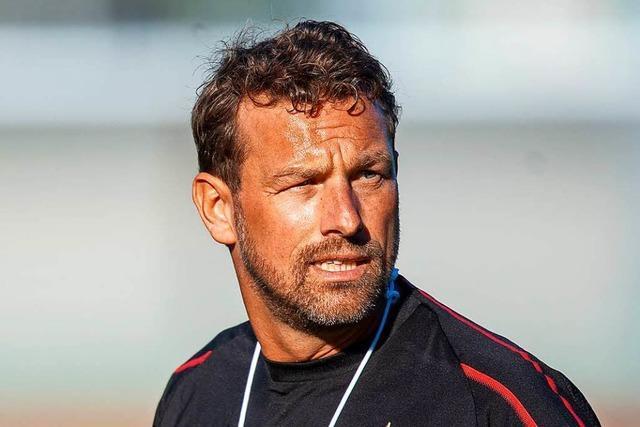 Weinzierl ist als neuer Trainer des VfB Stuttgart gleich voll gefordert