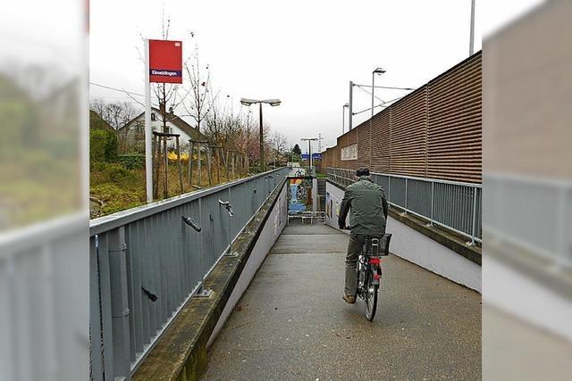 Radplätze für den Westen
