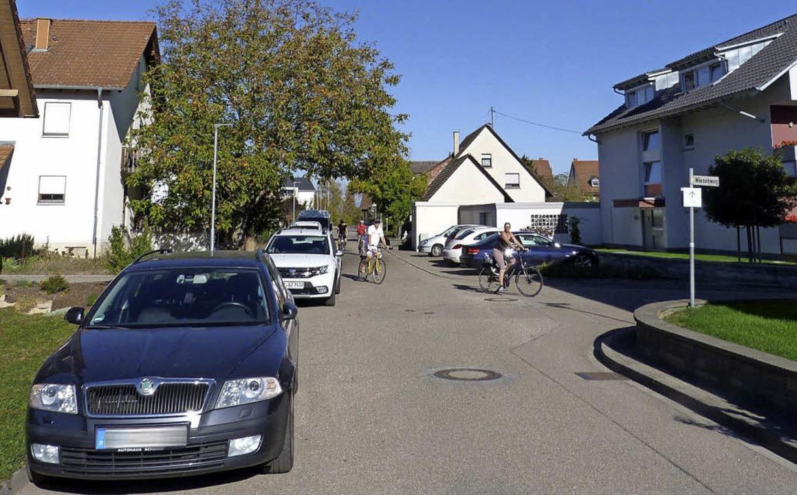 Für  Fußgänger und Radfahrer hat das  ...n zu gefährlichen Situationen geführt.  | Foto: Weirich