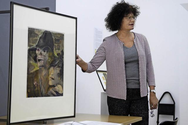 Kunsthändlern auf der Spur