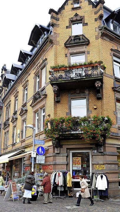 Das Stammhaus: S'Einlädele in der Guntramstraße 58.  | Foto: Ingo Schneider