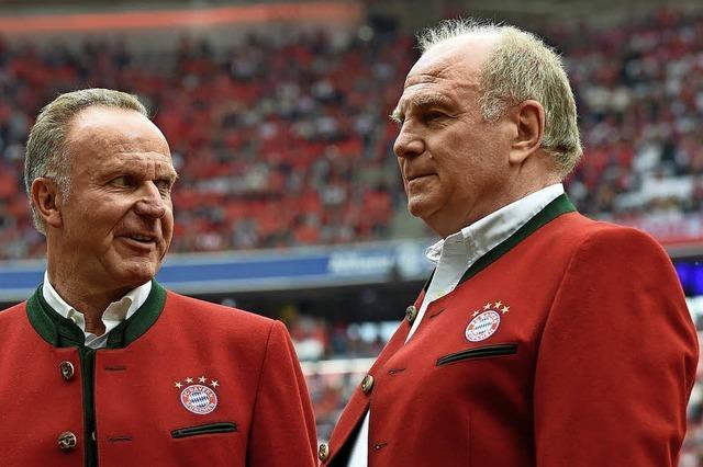 Der FC Bayern poltert zurück