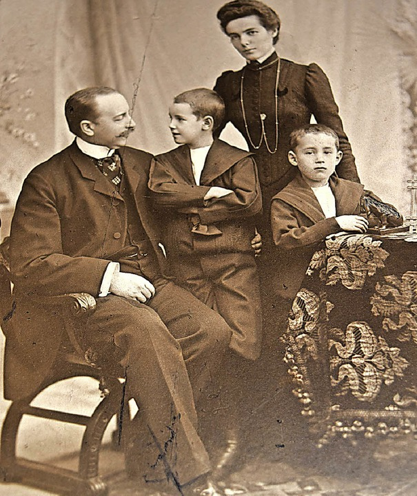 Familie Siebler-Ferry   | Foto: privat