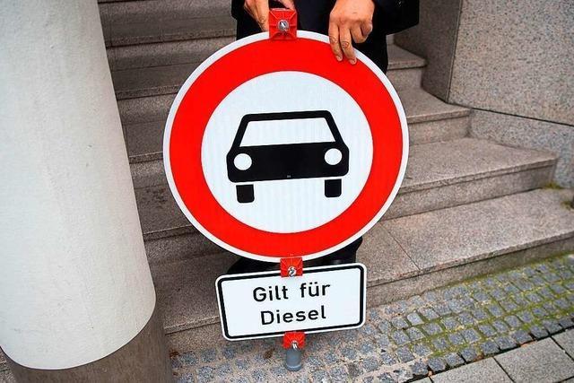 Gericht wird wohl über Fahrverbote in Freiburg entscheiden