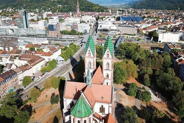 Wie kann der Stühlinger Kirchplatz sauber und sicher werden?