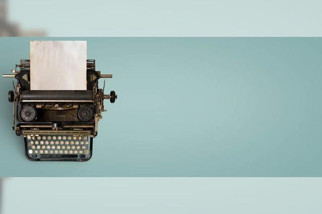 Was Autoren zum Dichten brauchen