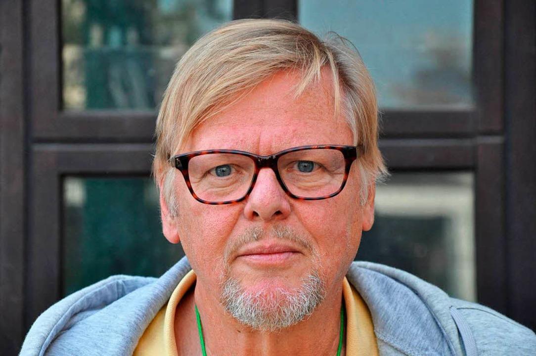 Ulrich Glaubitz.    Foto: Jens Kitzler