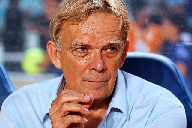 Volker Finke: