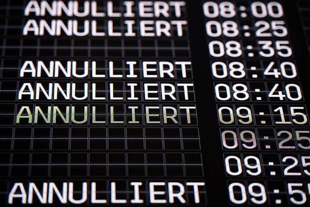 Wann gibt es eine Entschädigung, wenn der Flug ausfällt oder verspätet ist?