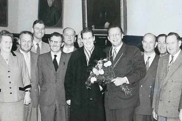 Historie: So wählten einst die Schopfheimer ihre Bürgermeister