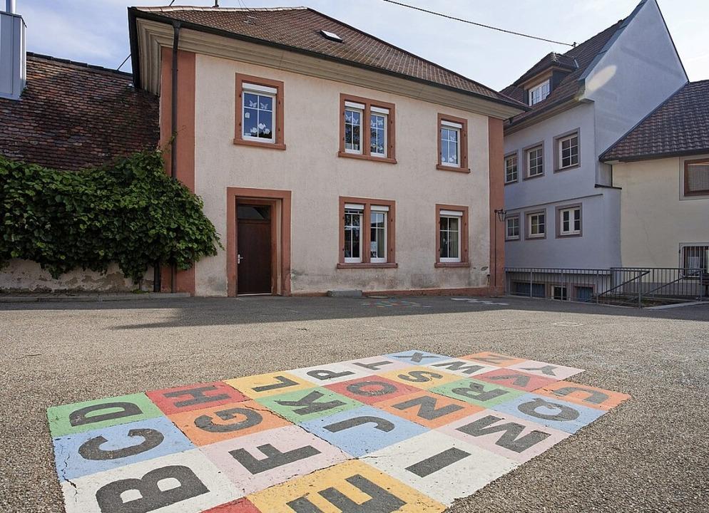 Station 3: Das Schulhaus in Königschaffhausen  | Foto: Martin Wendel