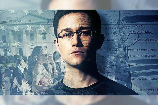 Filmdrama Snowden am 24.10. im Gloria-Theater in Bad Säckingen. Auf Empfehlung von Amnesty International Waldshut-Tiengen.