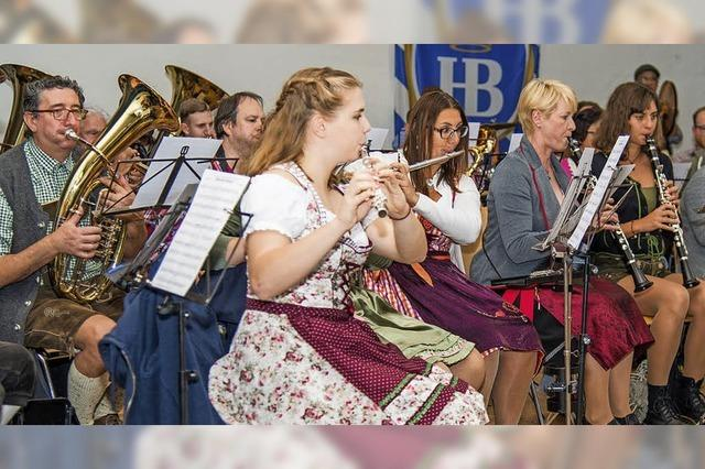 Oktoberfest und Blasmusik