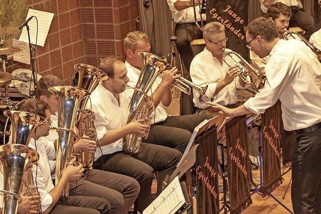 Unbändige musikalische Kraft