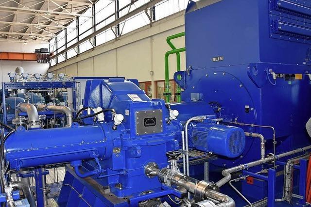 Neues Kraftwerk für den Klimaschutz
