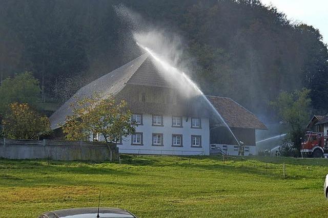 Übungserfolg im Uhlsbach