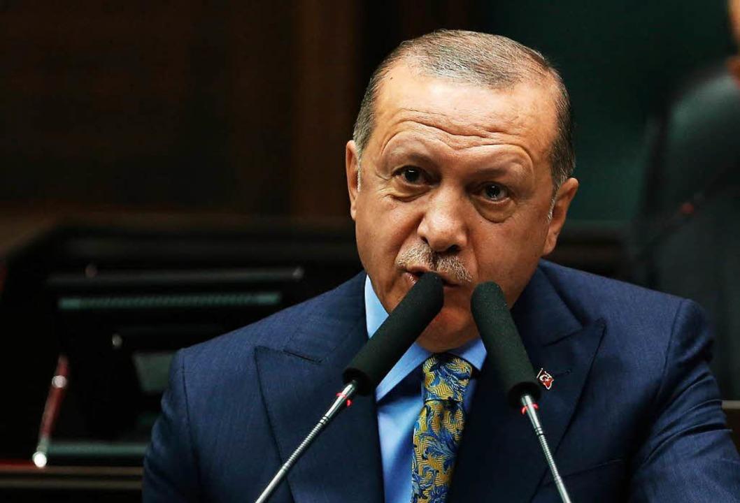 Erdogan Journalisten