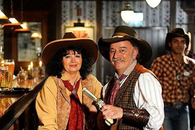 Silvester feiern im Silver Lake Saloon im Europa-Park