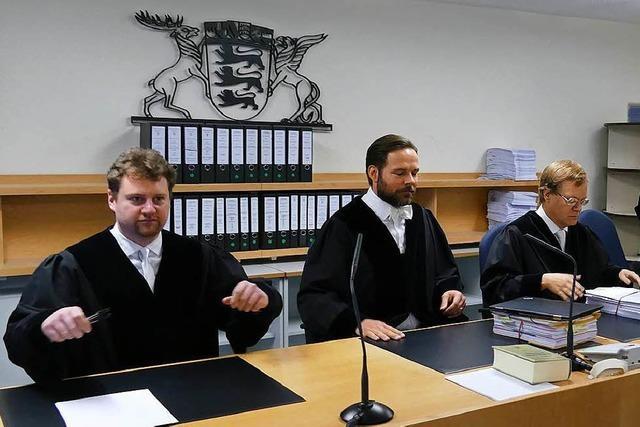 Staatsanwalt fordert vier Jahre Haft für Ex-Dekan aus Lahr