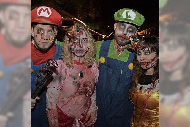 Livemusik und DJ-Acts bei der SWR3 Halloween Party im Europa-Park Rust
