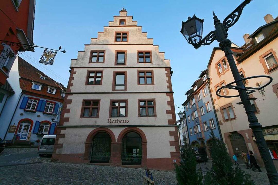 Wer zieht am 11. November in Endingen ...en Aufsehen in dem Ort am Kaiserstuhl.  | Foto: Martin Wendel