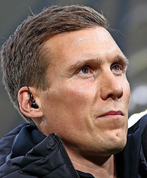 Neuer und alter  HSV-Coach: Hannes Wolf (links), Christian Titz  | Foto: dpa