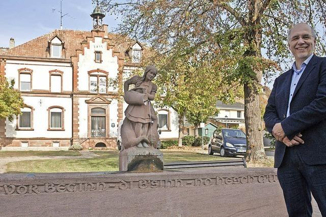 Stadtrundgang durch Endingen mit Bürgermeisterkandidat Jörg Dengler