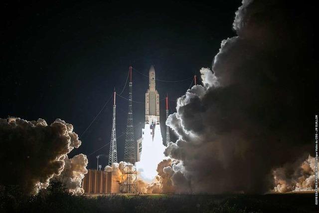 Wieso wird eine Sonde zum Merkur geschickt?
