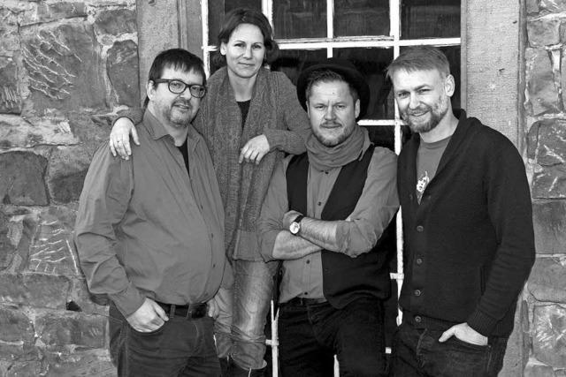 Americana und Bluegrass mit Out of the box auf der Chrysanthema Lahr
