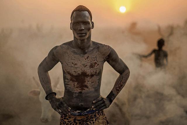Filmgespräch zur Dokumentation über indigene Völker