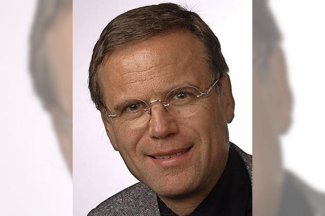 Dr. Jürgen Glocker in St. Blasien
