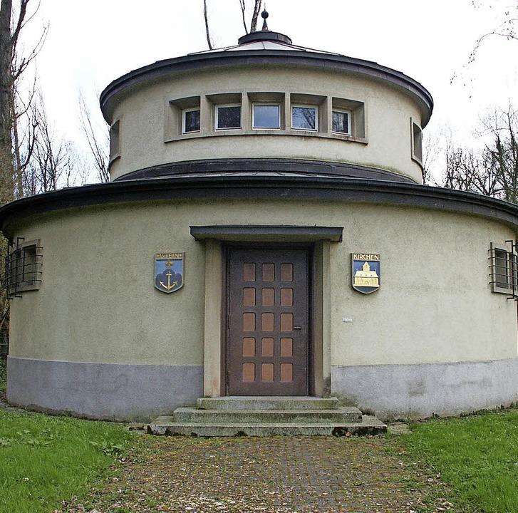 Der Tiefbrunnen im Gewann Erlenboden r...bedarf in Efringen-Kirchen zu decken.   | Foto: Lauber