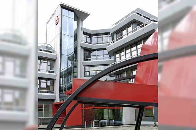 Sparkassen-Neubau wird in Weil am Rhein für Diskussionen sorgen