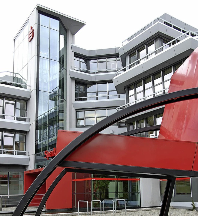 Nach dem Bau eines neuen Verwaltungsge...telle könnte dann verkleinert werden.   | Foto: Lauber
