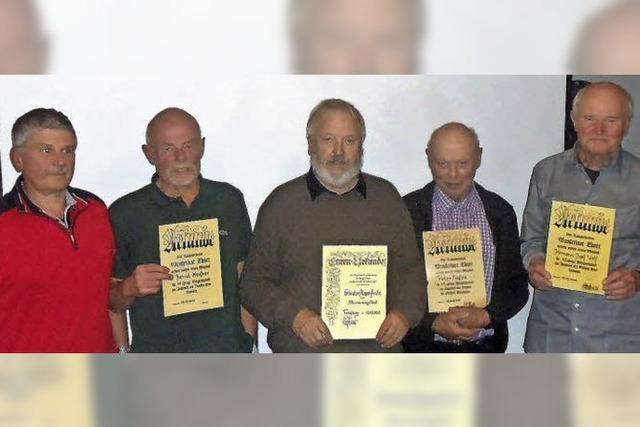 Erfolgreicher Verein, treue Mitglieder