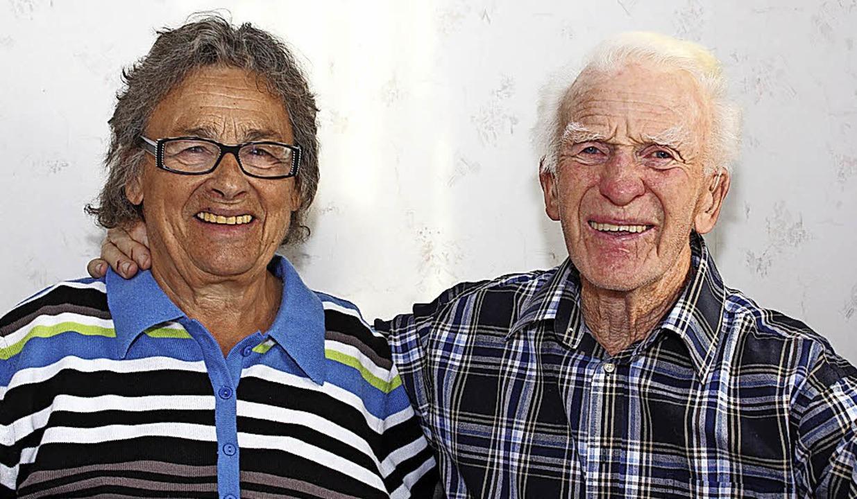 Rita und Josef Duffner   | Foto: Gert Brichta