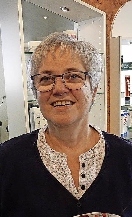 Sabine Herr war 48 Jahre Friseurin in Elzach. Jetzt geht sie in den Ruhestand.     Foto: Kurt Meier