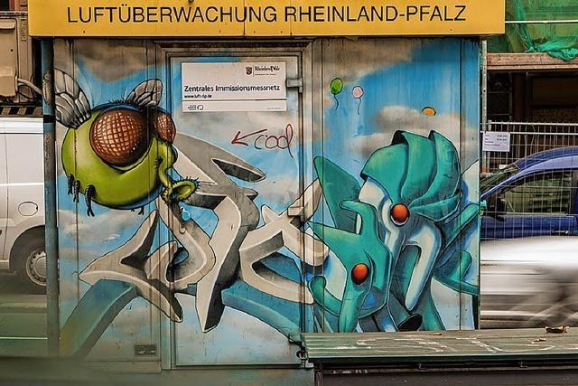 Auch Mainz muss Fahrverbote in Erwägung ziehen