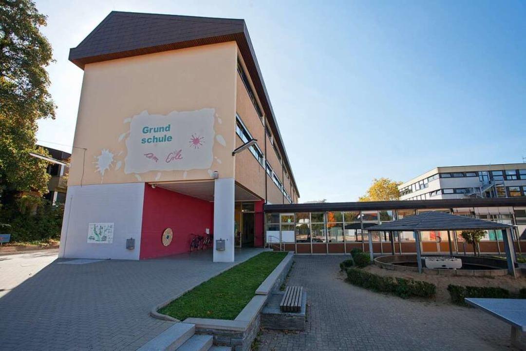 Station 2: Das Schulzentrum    Foto: Martin Wendel