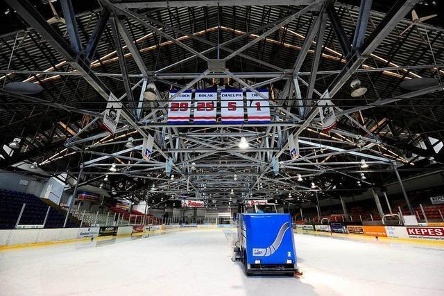 Neuer EHC-Präsident fordert neue Eishalle für Freiburg