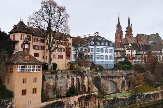 Basel knackt die 200.000-Einwohner-Marke