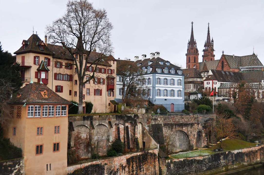Basel wächst – und hat jetzt wieder mehr als 200.000 Einwohner.  | Foto: Daniel Gramespacher