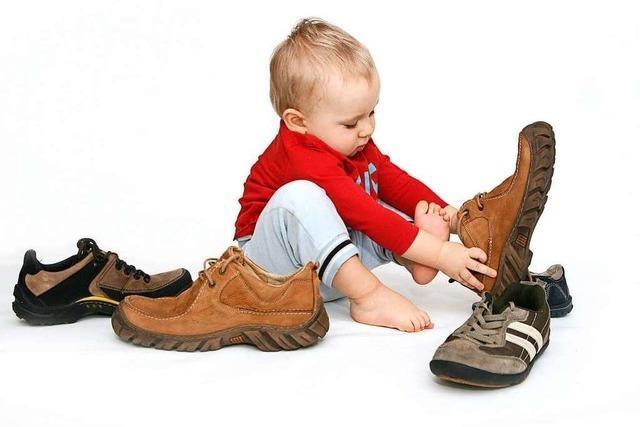 Was einen guten Kinderschuh ausmacht und warum das wichtig ist