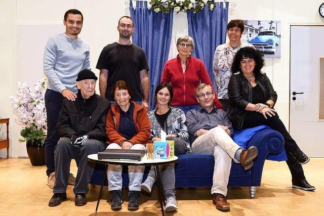 Die Freiburger Mundartgruppe will badischer Mundart eine Bühne bieten